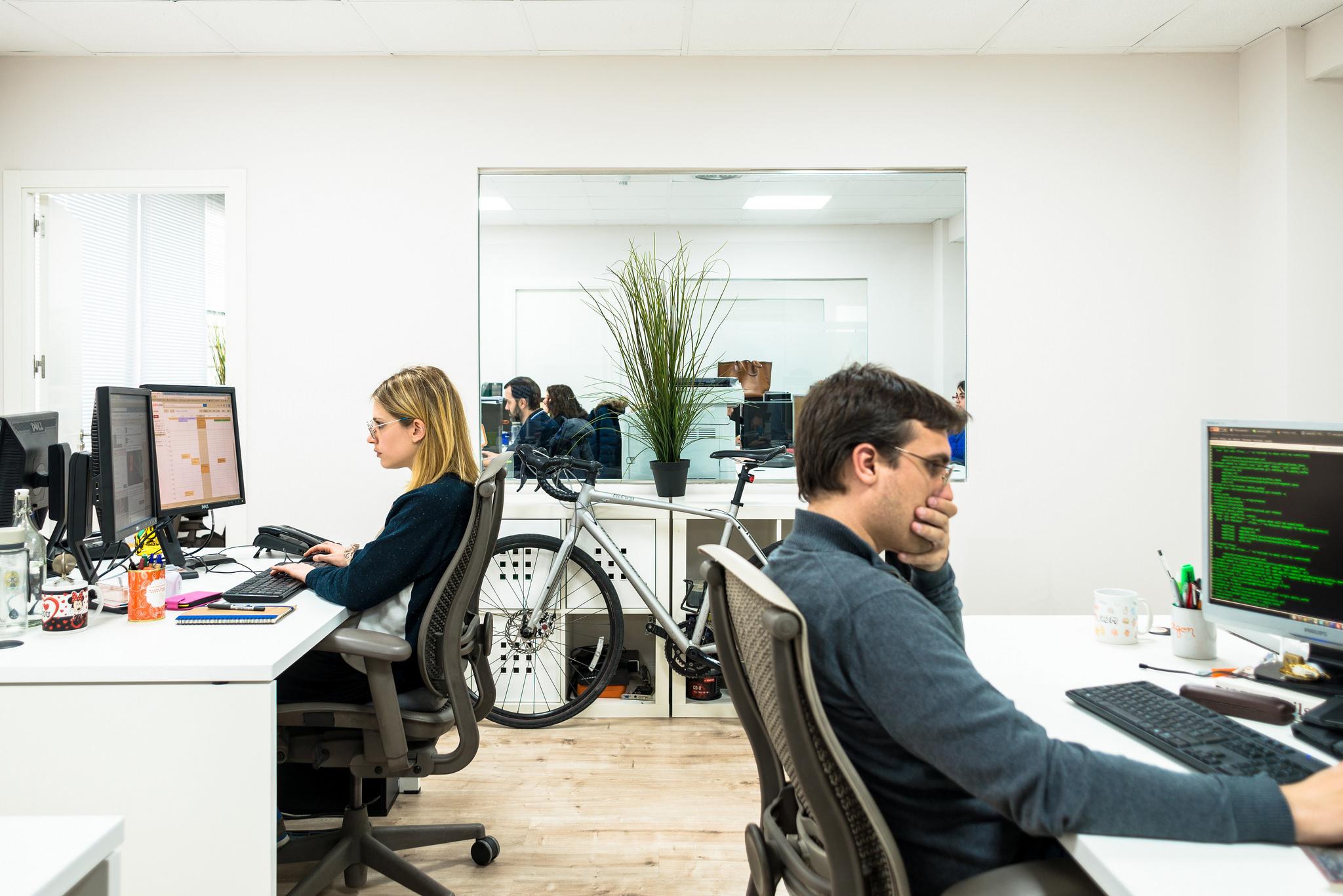 Dise o de oficinas idealista news for Idealista oficinas madrid