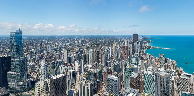 la torre wanda vista ser el tercer edificio ms alto de chicago expansin
