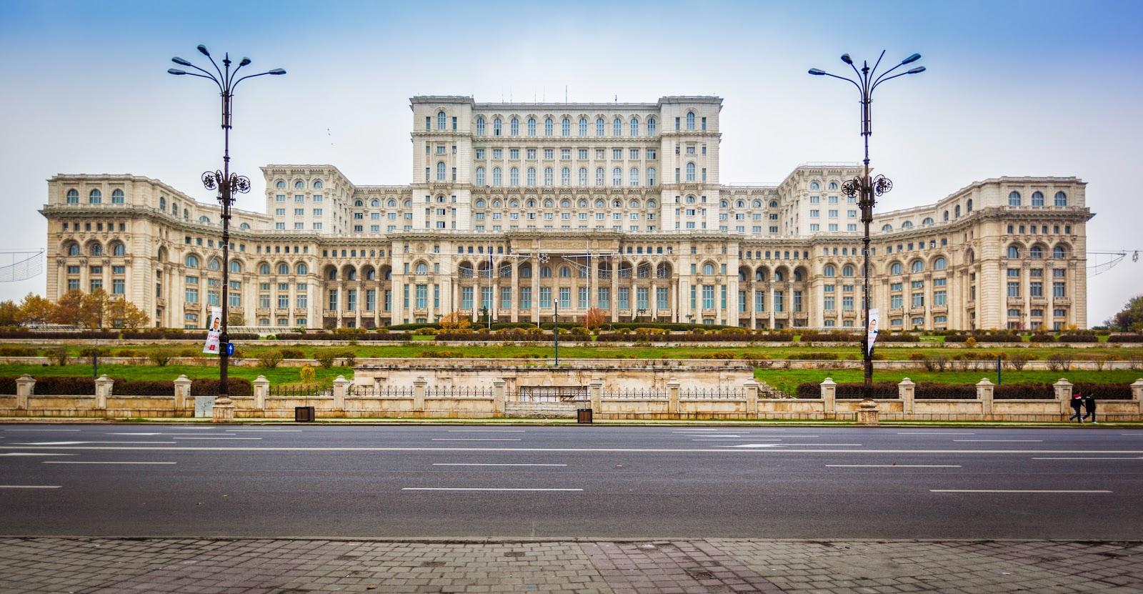 ruta por rumanía