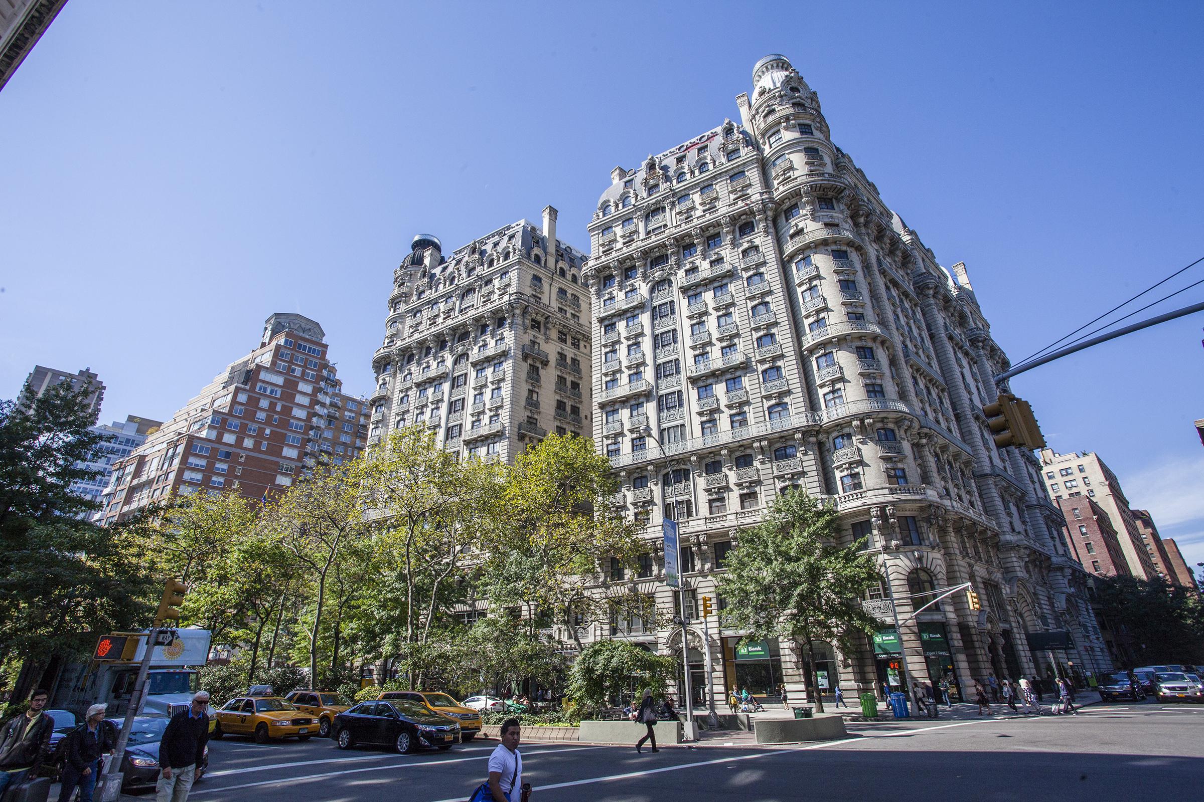 Piso en el Ansonia Building (Nueva York, EEUU) – valor desconocido