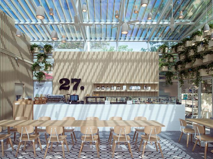Cafe 27 (Beijing, China)