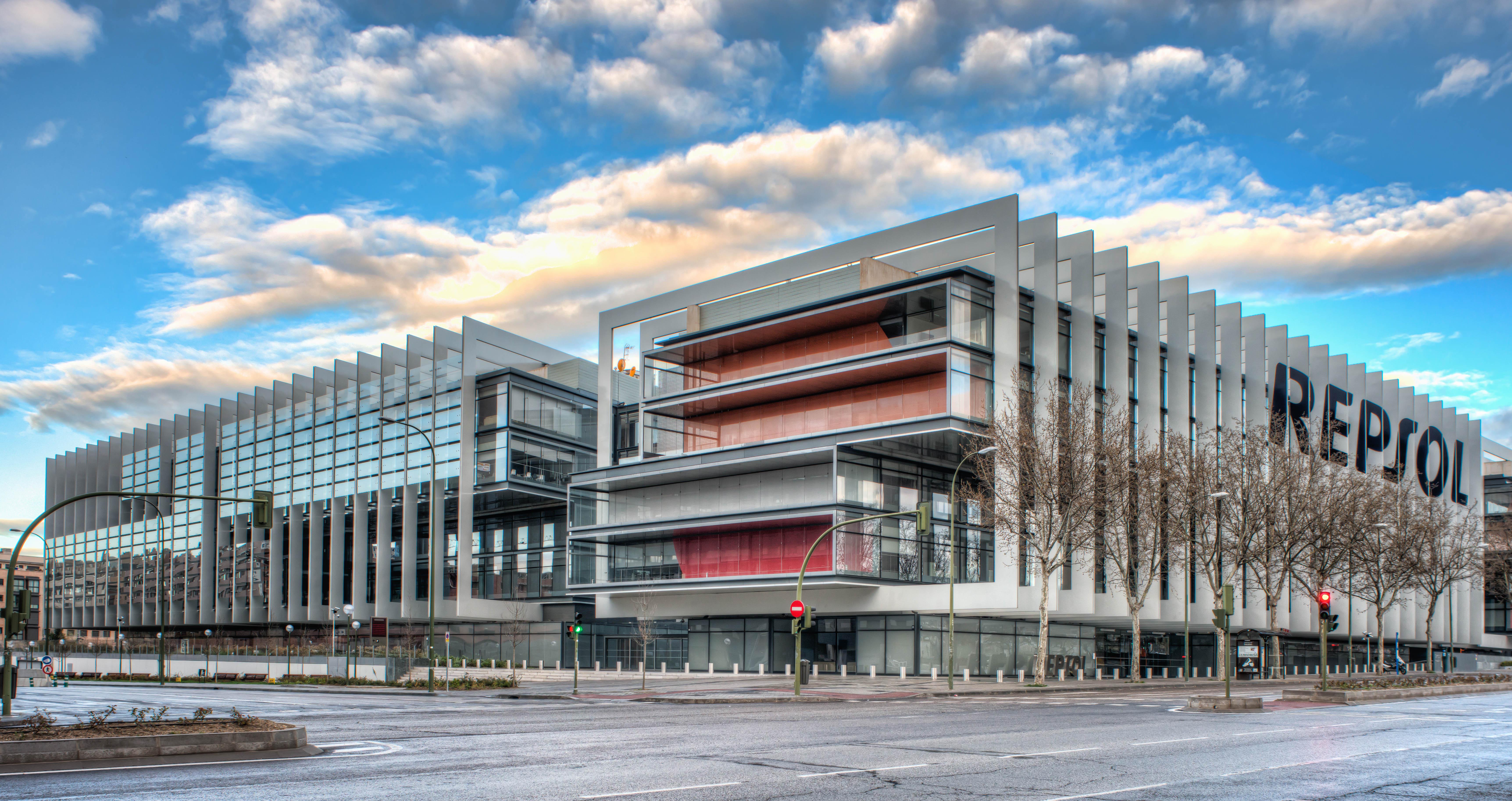 Open house 2016 la arquitectura de madrid se abre a los for Repsol oficinas