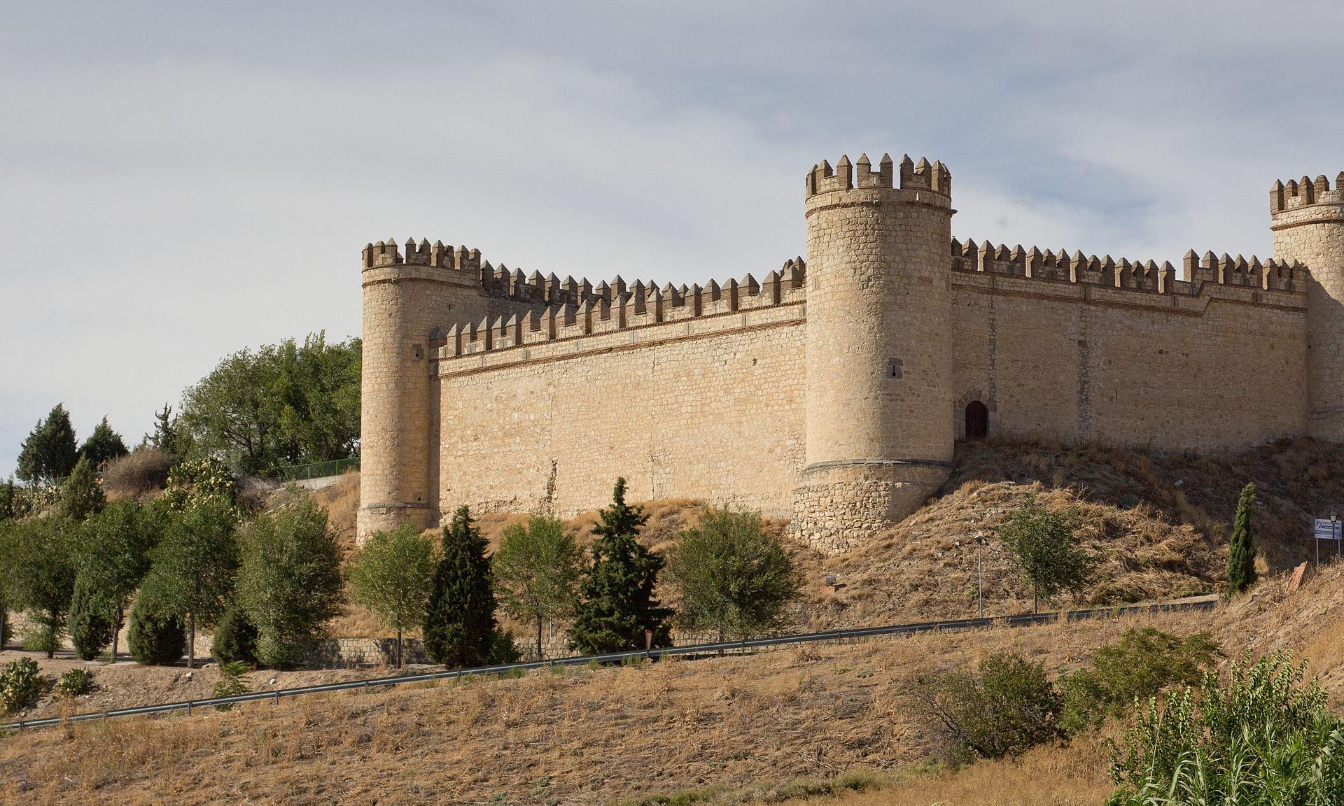 Castillo de la calahorra granada fotos 6