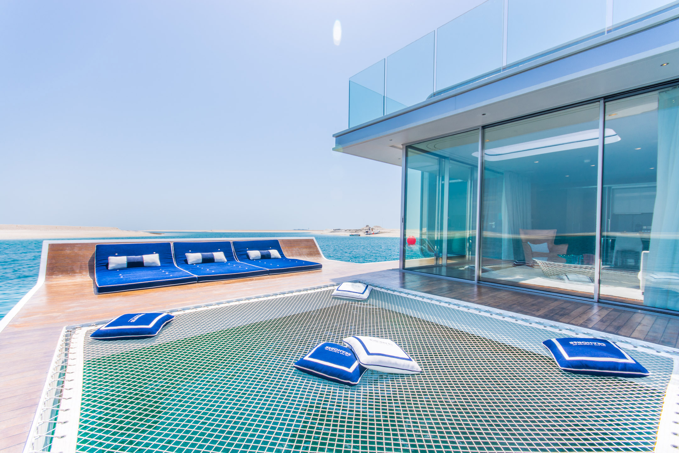 Floating Seahorse, Dubai. Engel & Völkers AG