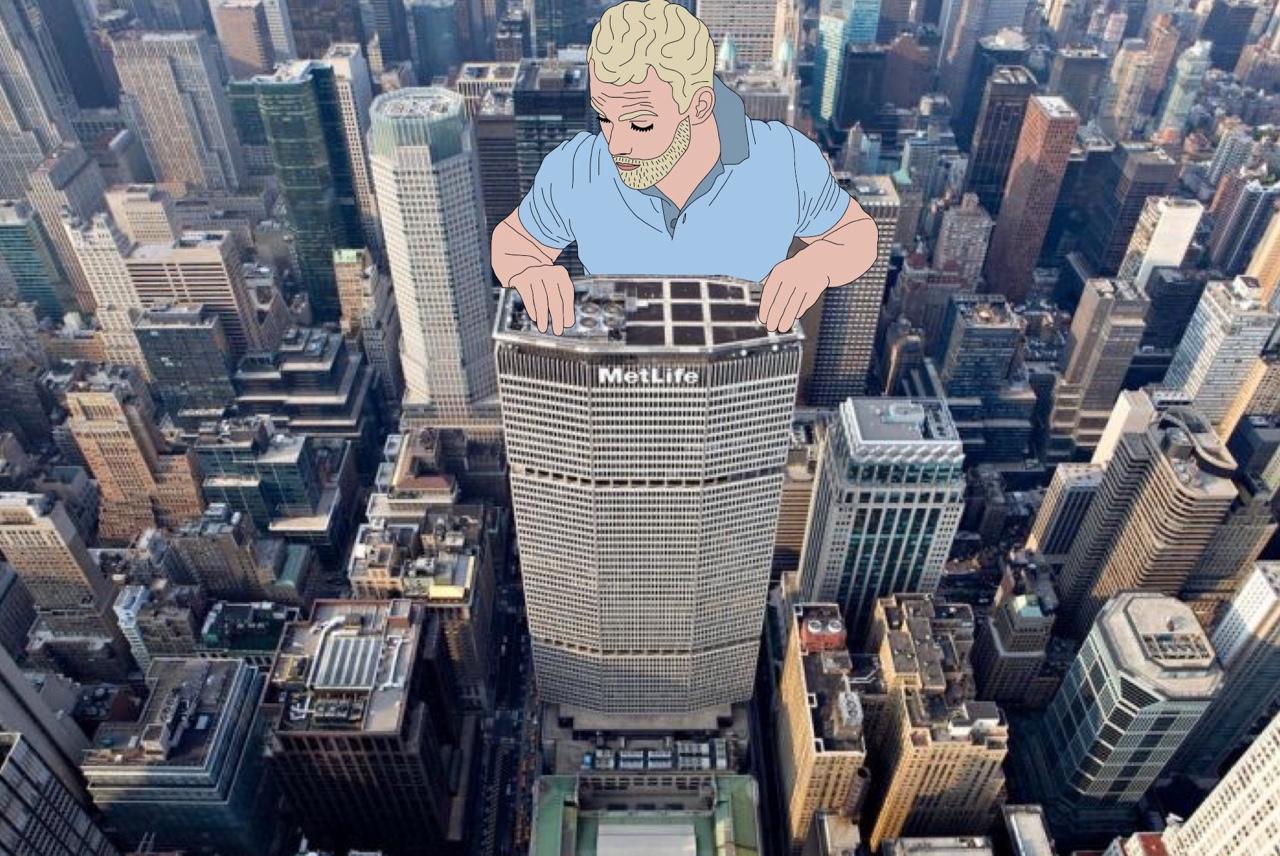 Edificio MetLife Nueva York