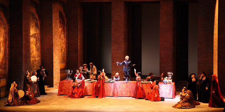 La ópera 'Lucrezia Borgia' llega al Palacio Euskalduna de Bilbao