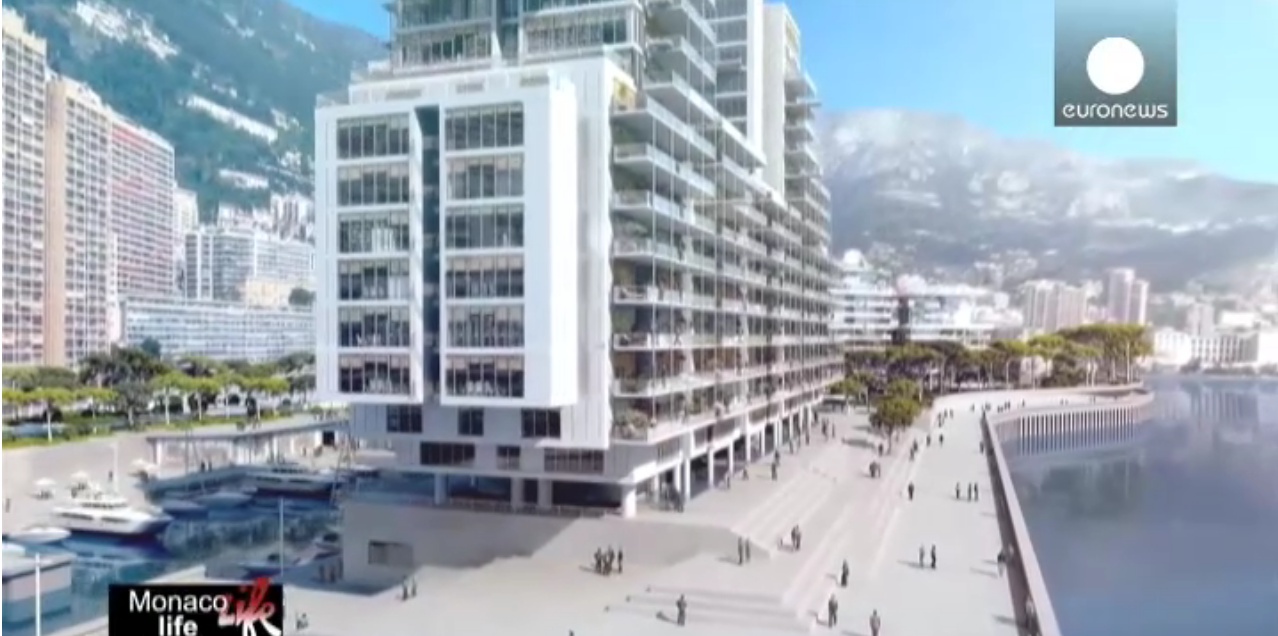 M naco ganar terreno al mar para levantar viviendas de for 11 marine terrace santa monica