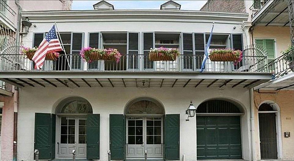 Casa en el French Quarter (Nueva Orleans, EEUU) – 5 millones de euros