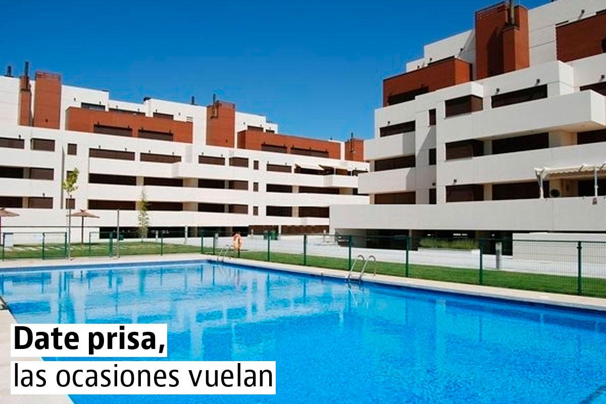 Pisos con terraza en barcelona madrid y otras ciudades de for Pisos con piscina en sevilla