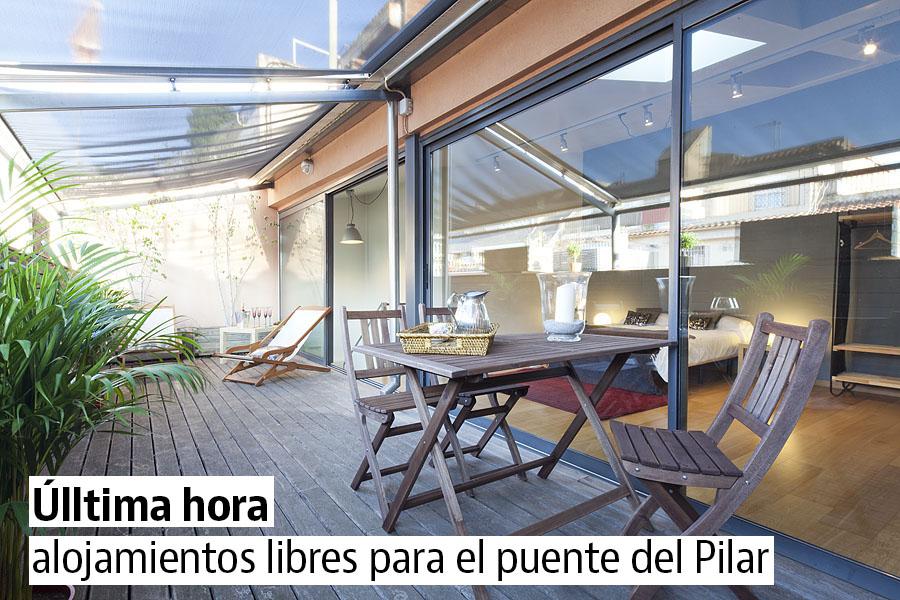 Last Minute. alojamientos para el Puente del Pilar