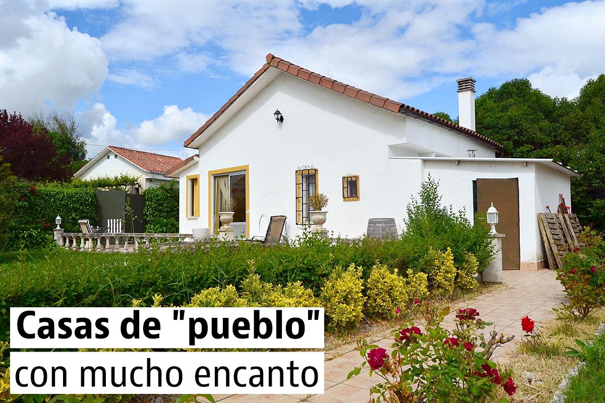 Casas baratas cerca de madrid casa adosada en venta en calle de mestanza entrevas en madrid - Casas con parcela baratas cerca de madrid ...