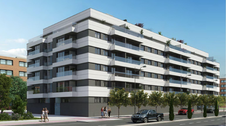 Proyecto Aires del Rosón. Getafe (Madrid)