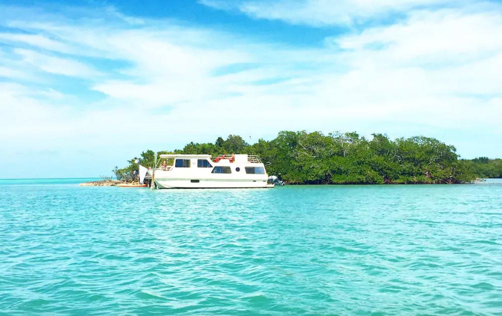 Quiet Cove Key. Rent My Island