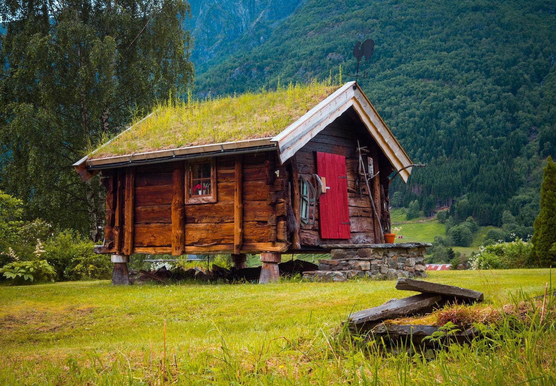 Cuando te crece una casa bajo el jard n 21 espectaculares for Viviendas jardin