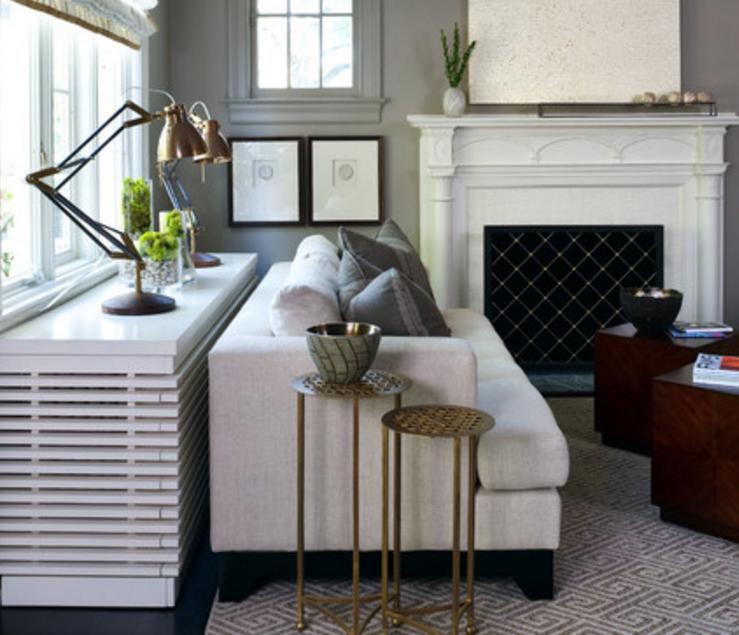 10 trucos para preparar tu casa para los meses de fr o idealista news - Ideas para cubrir radiadores ...