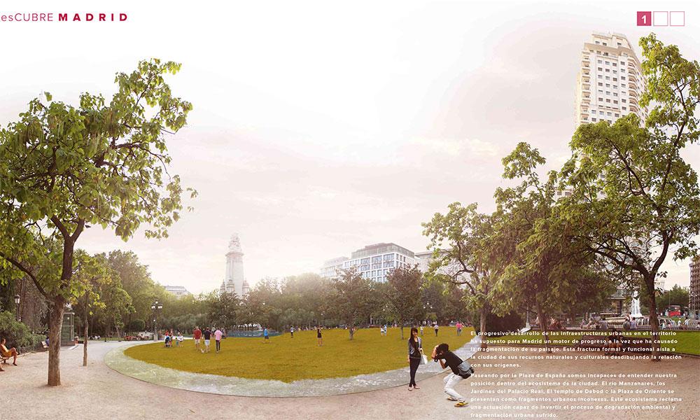 Proyecto 'DESCUBRE MADRID'