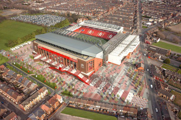 Nuevo Anfield (Liverpool FC)