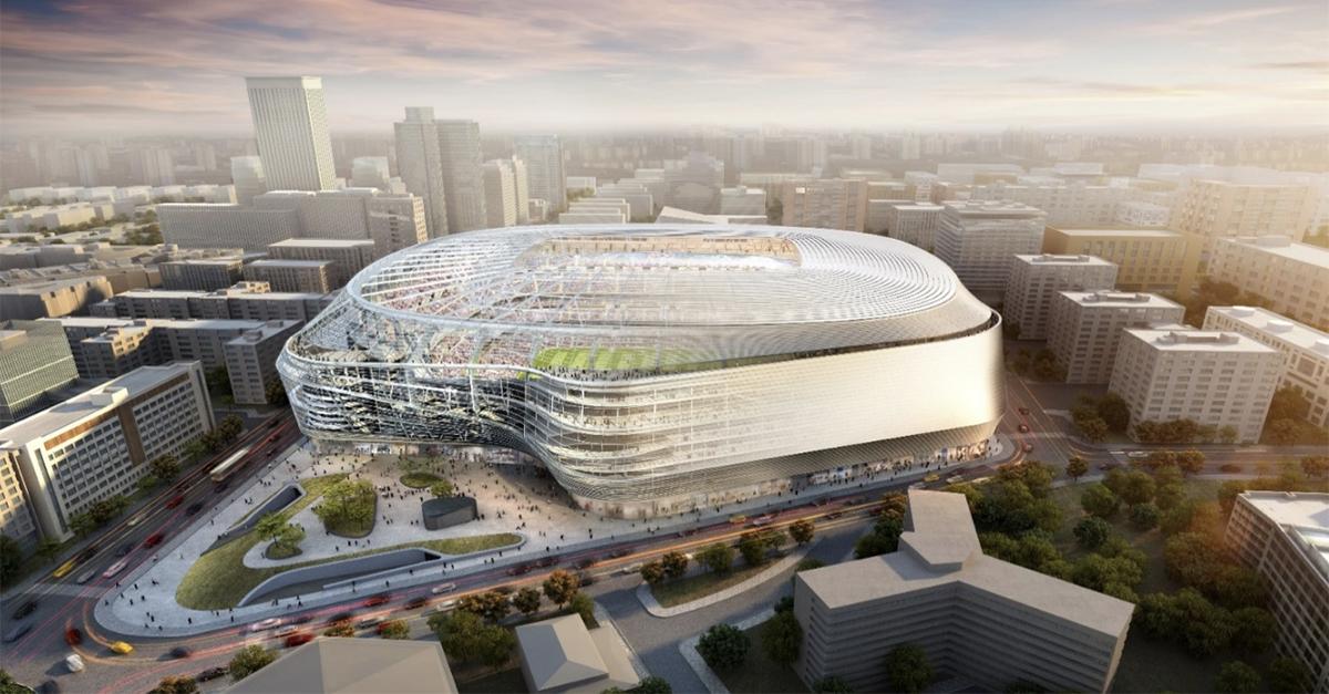 Nuevo Santiago Bernabéu (Real Madrid CF)