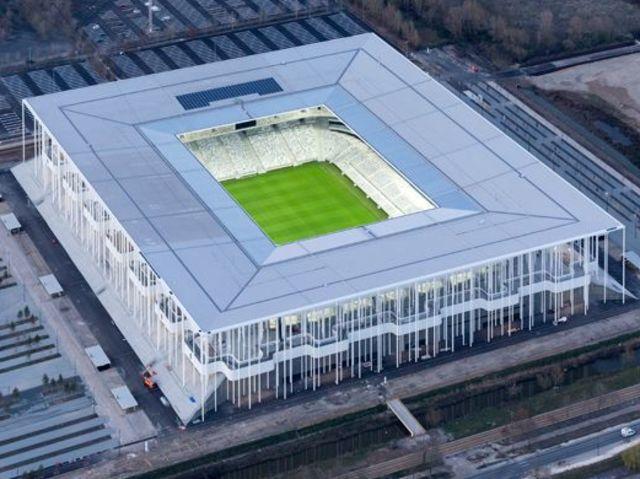 Nuevo estadio del Girondins de Burdeos