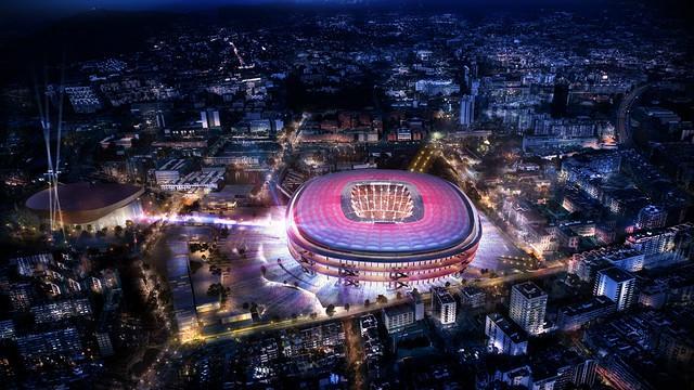 Nuevo Camp Nou (FC Barcelona)