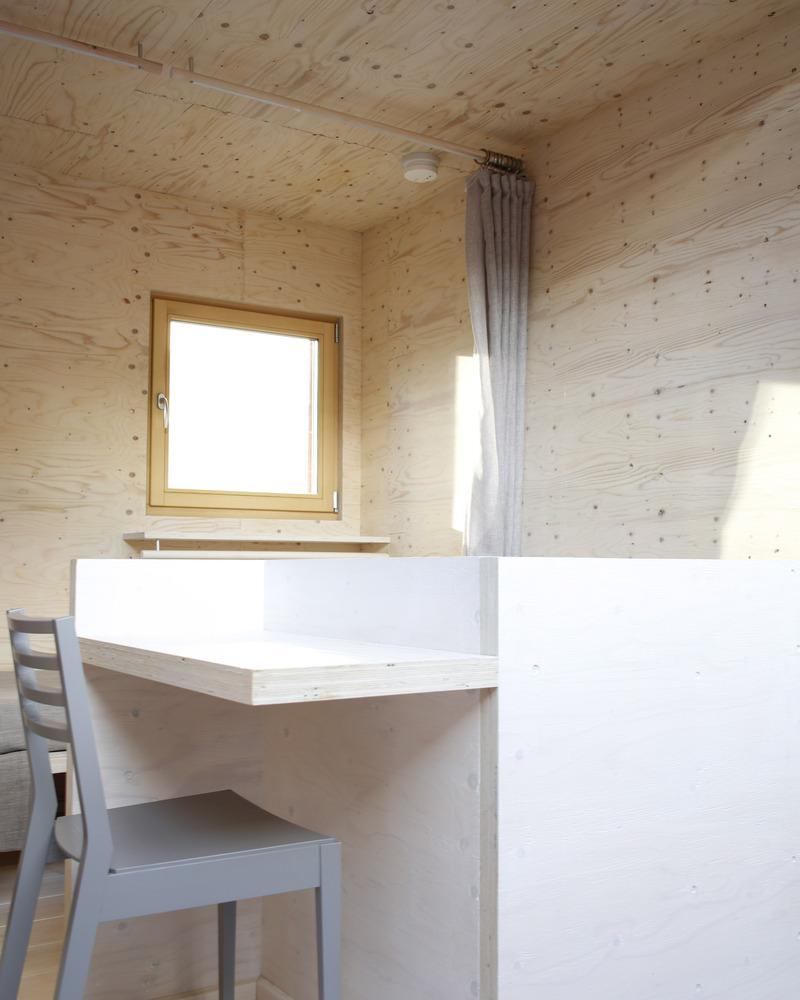 Un espacio para la reflexión en la casa