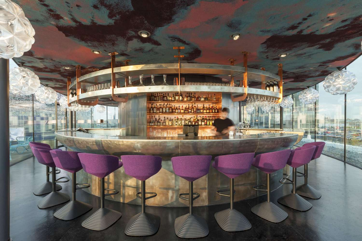 Mejor Bar de Londres: Craft London Bar (Greenwich Peninsula, Londres, RU) / Design Research Studio