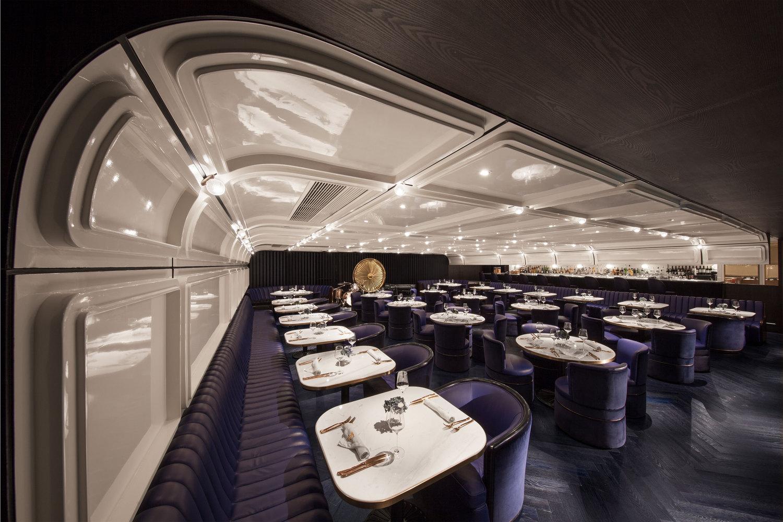 Mejor Bar en Asia: Foxglove (Hong Kong) / NCDA