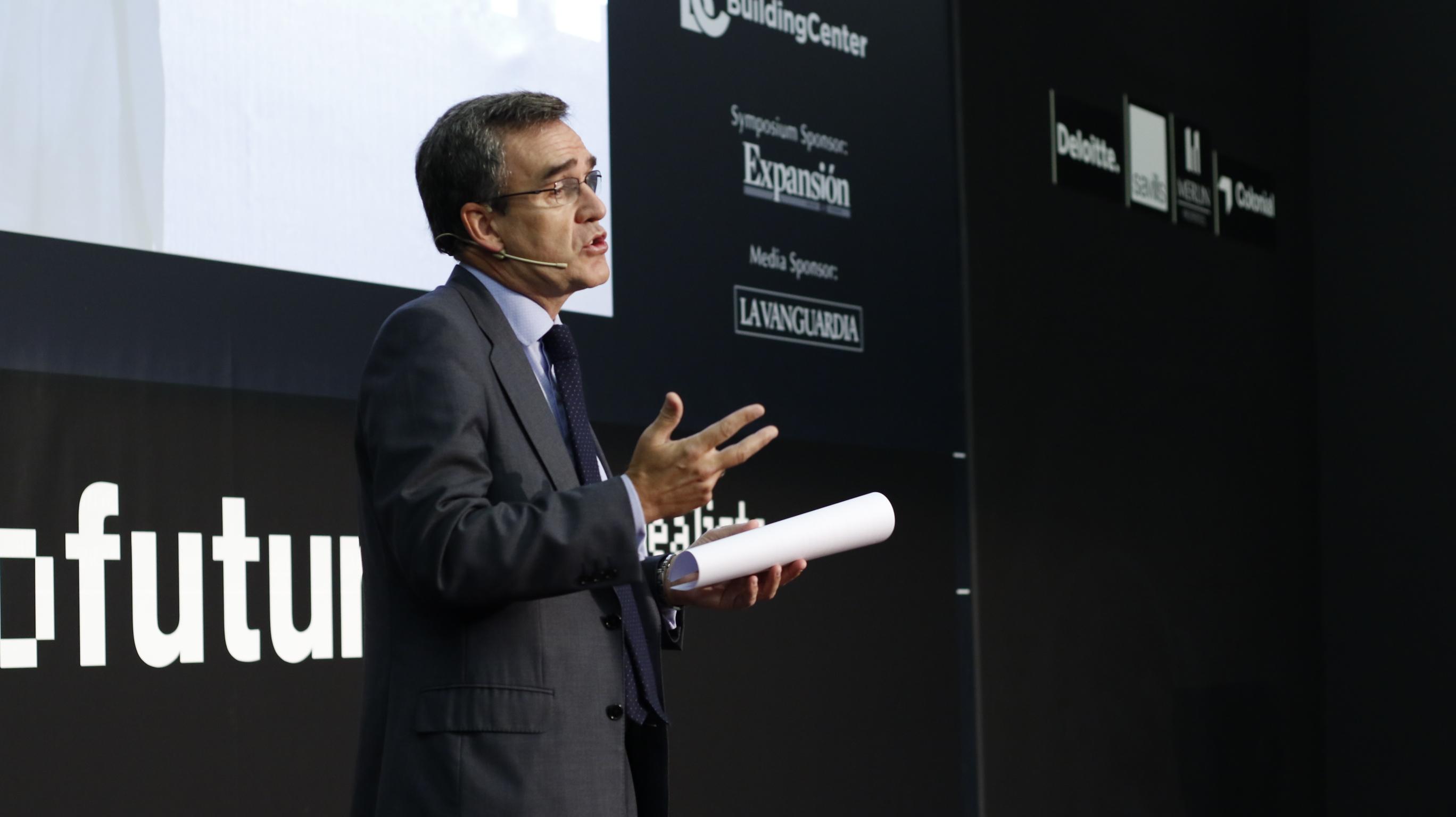 """Mikel Echavarren, CEO de Irea: A finales de año se dispararán las ventas de carteras de deuda inmobiliaria"""""""