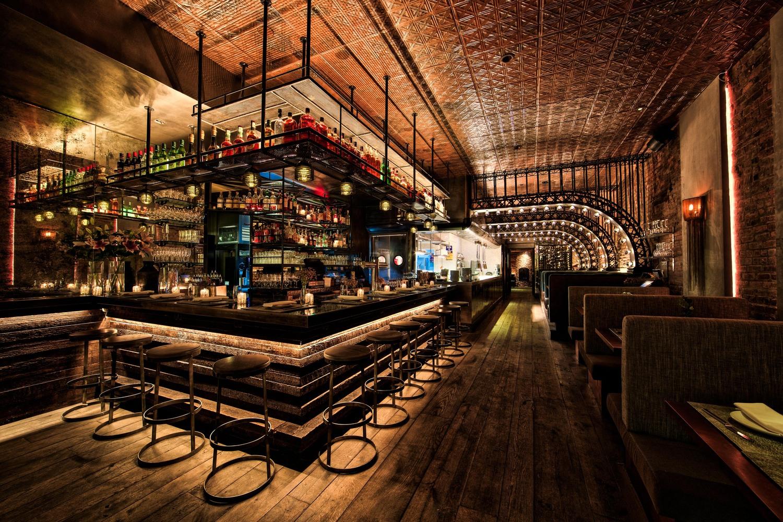 El bar mejor diseñado de está en barcelona… y
