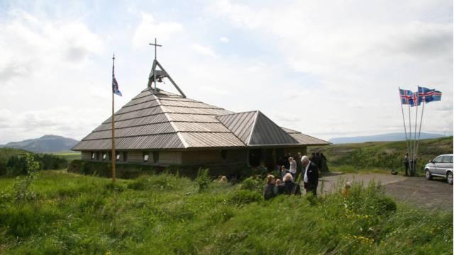 Solheimar Church