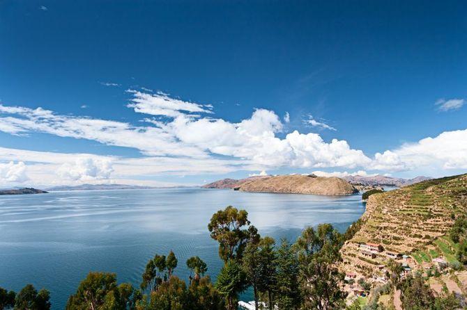 Templo del Lago Titicaca