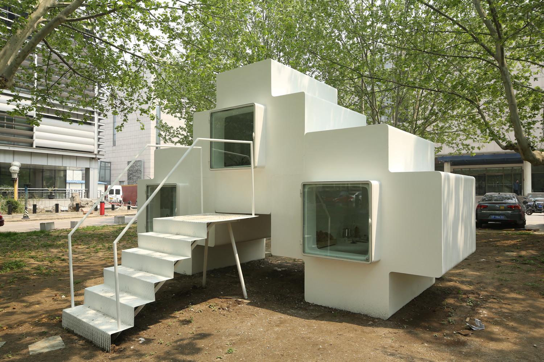 Micro House / Studio Liu Lubin