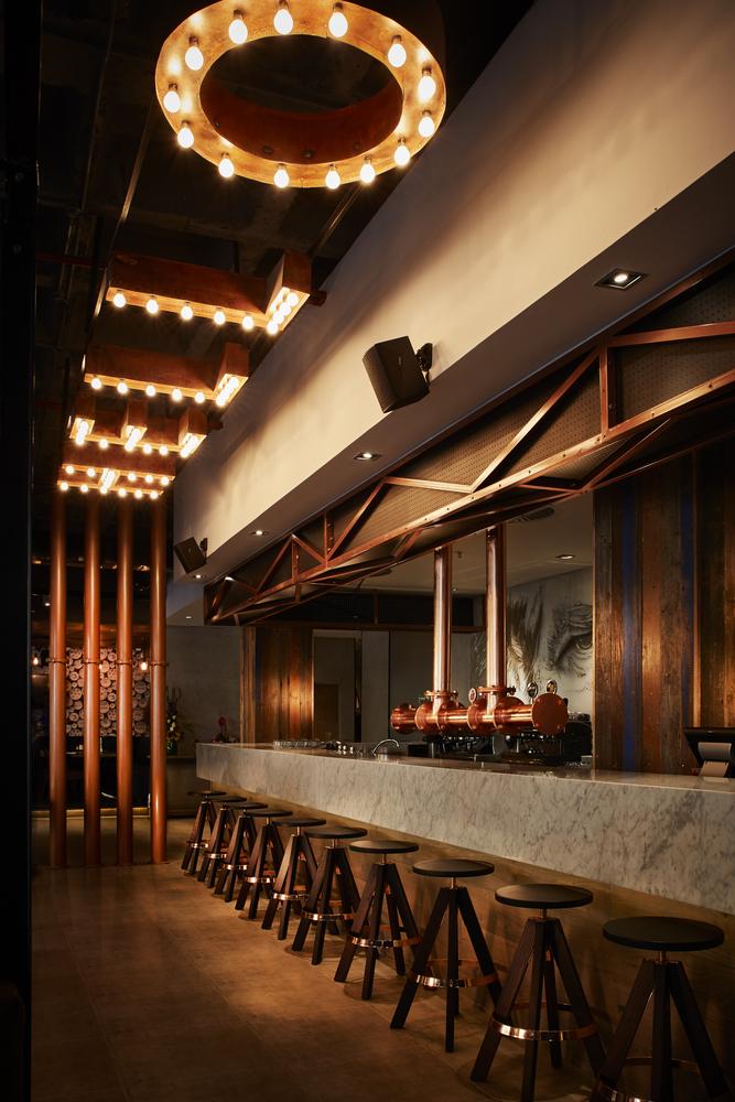 Mejor Bar en Medio Oriente y África: News Cafe (Johannesburgo, Sudafrica) / Studio A