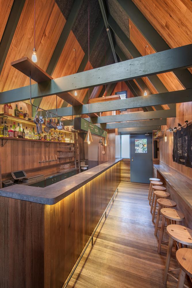 Mejor Bar en Australia o el Pacífico: Pink Moon Saloon (Adelaide, Australia) / Sans-Arc Studio