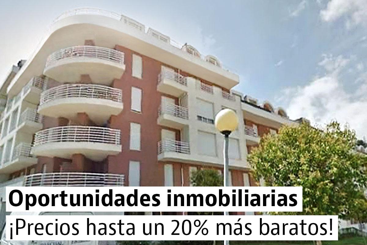 30 pisos con un precio inferior a la media del mercado para inmuebles similares