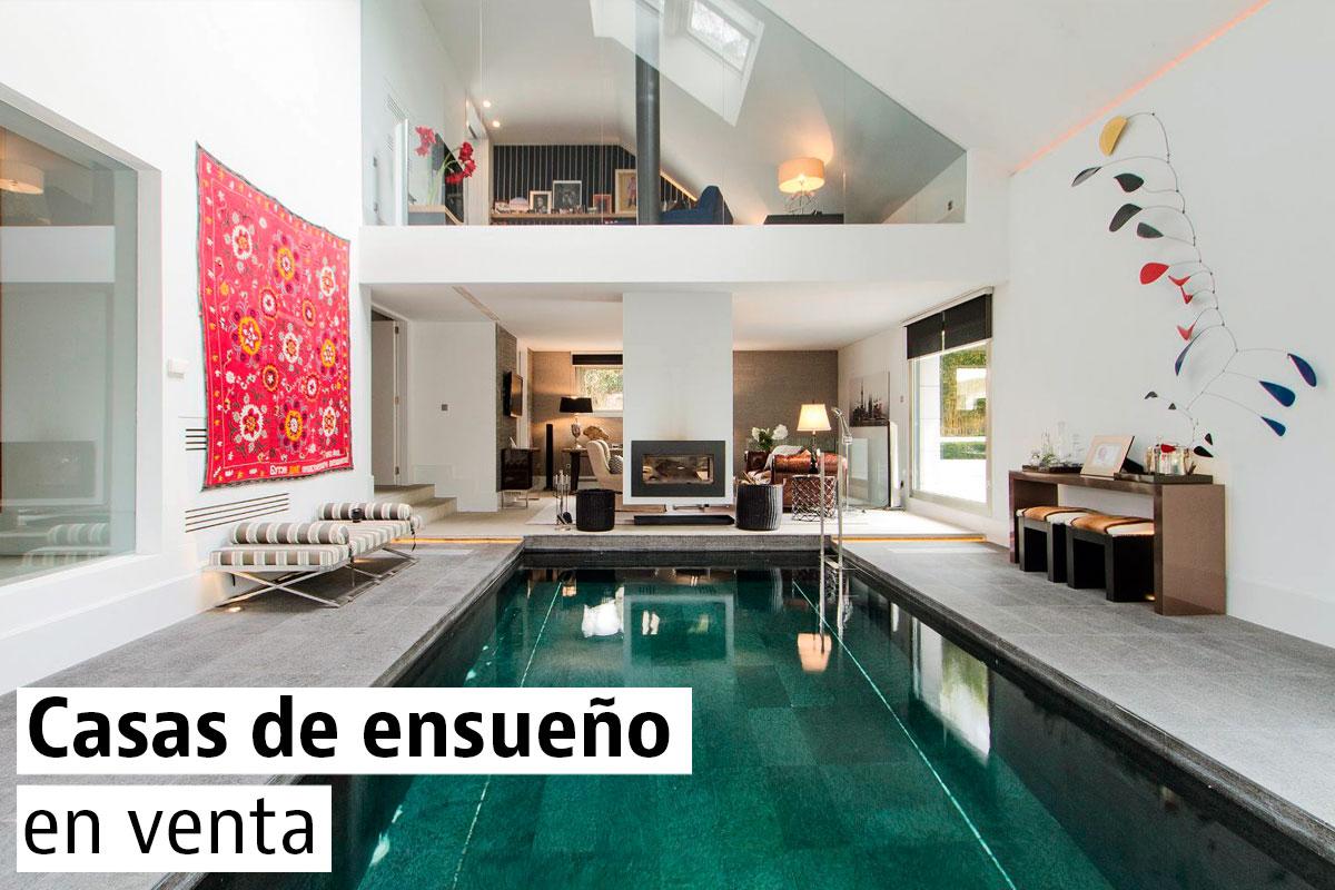 Casas espectaculares en venta