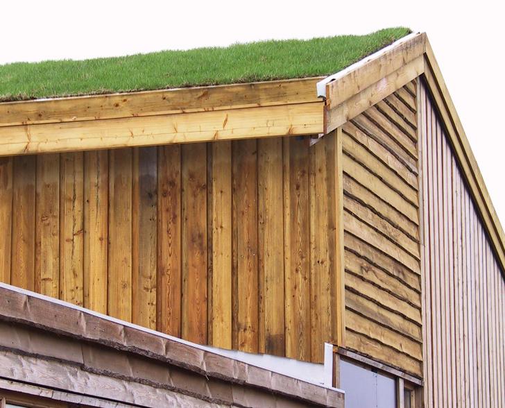 Sesseljuhus Green Roof