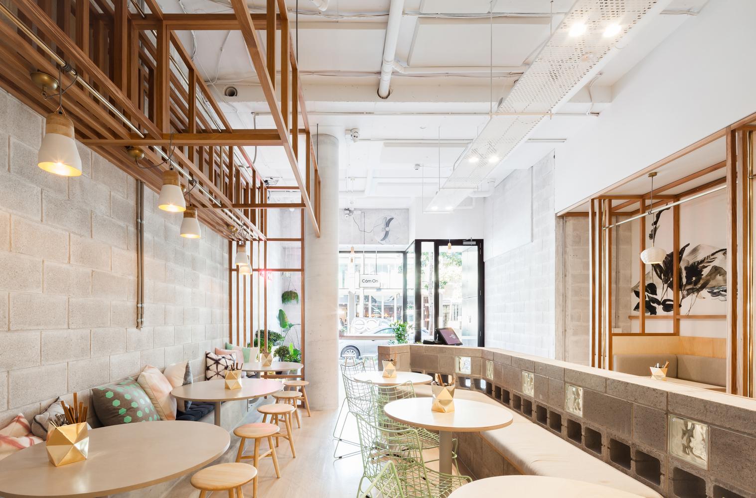 Mejor Restaurante en Australia y el Pacífico: So 9 (Sidney, Australia) / Brand Works
