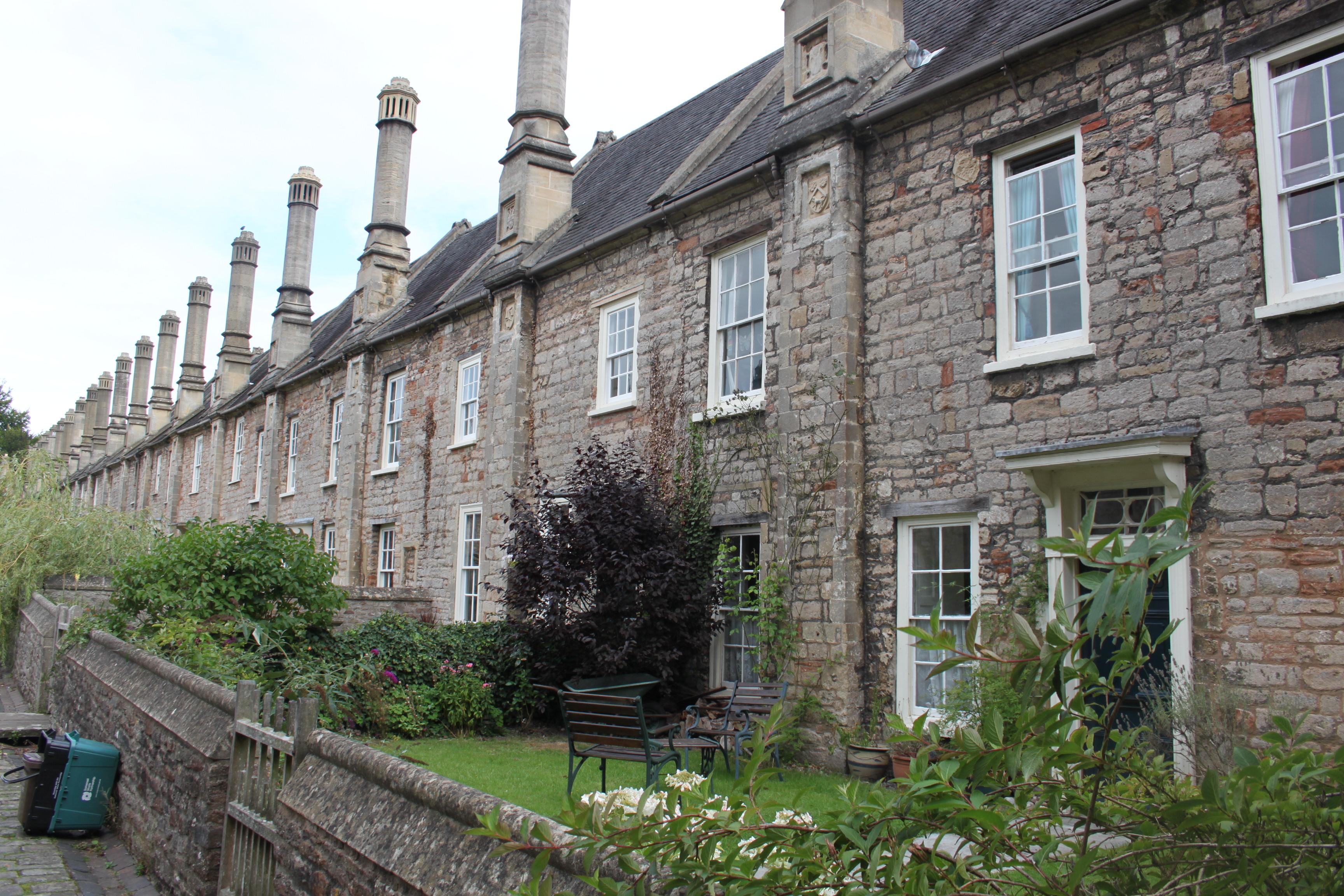 Vicars' Close, Wells, Somerset (UK). Rodw / Rodw