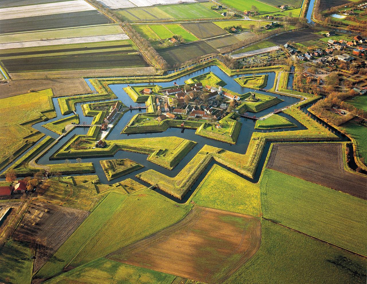 Bourtange (Países Bajos)