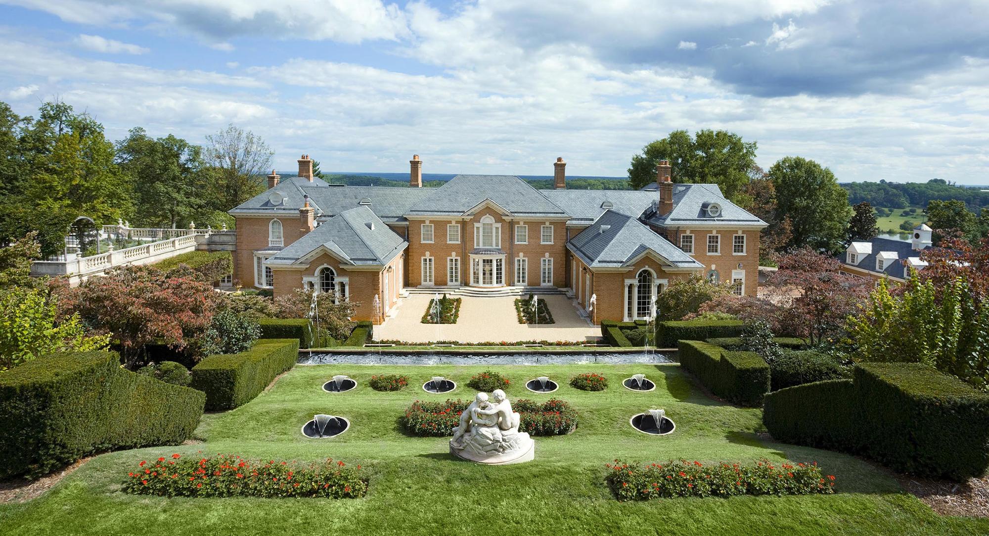Finca y bodega Kluge (Charlottesville) – Valor: 80 millones de euros