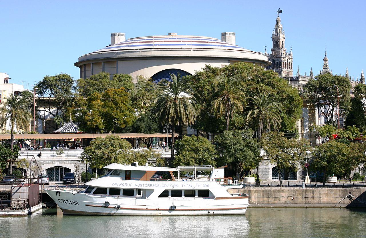 El Teatro de la Maestranza de Sevilla