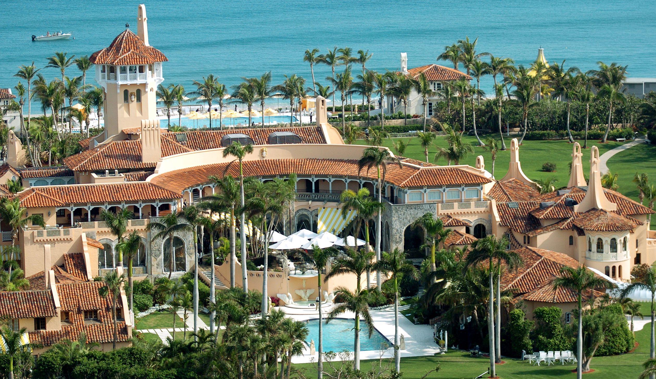 Mansión Mar-a- Lago (Palm Beach) – Valor: 200 millones de euros
