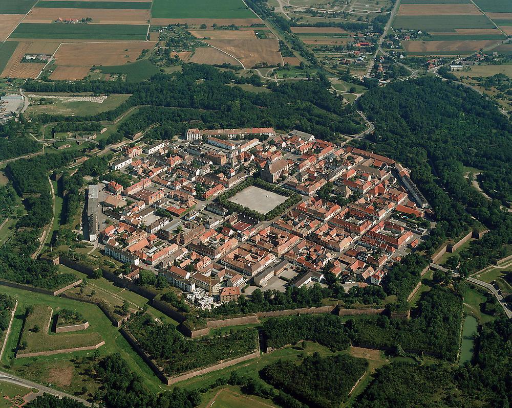 Neuf brisach (Francia)