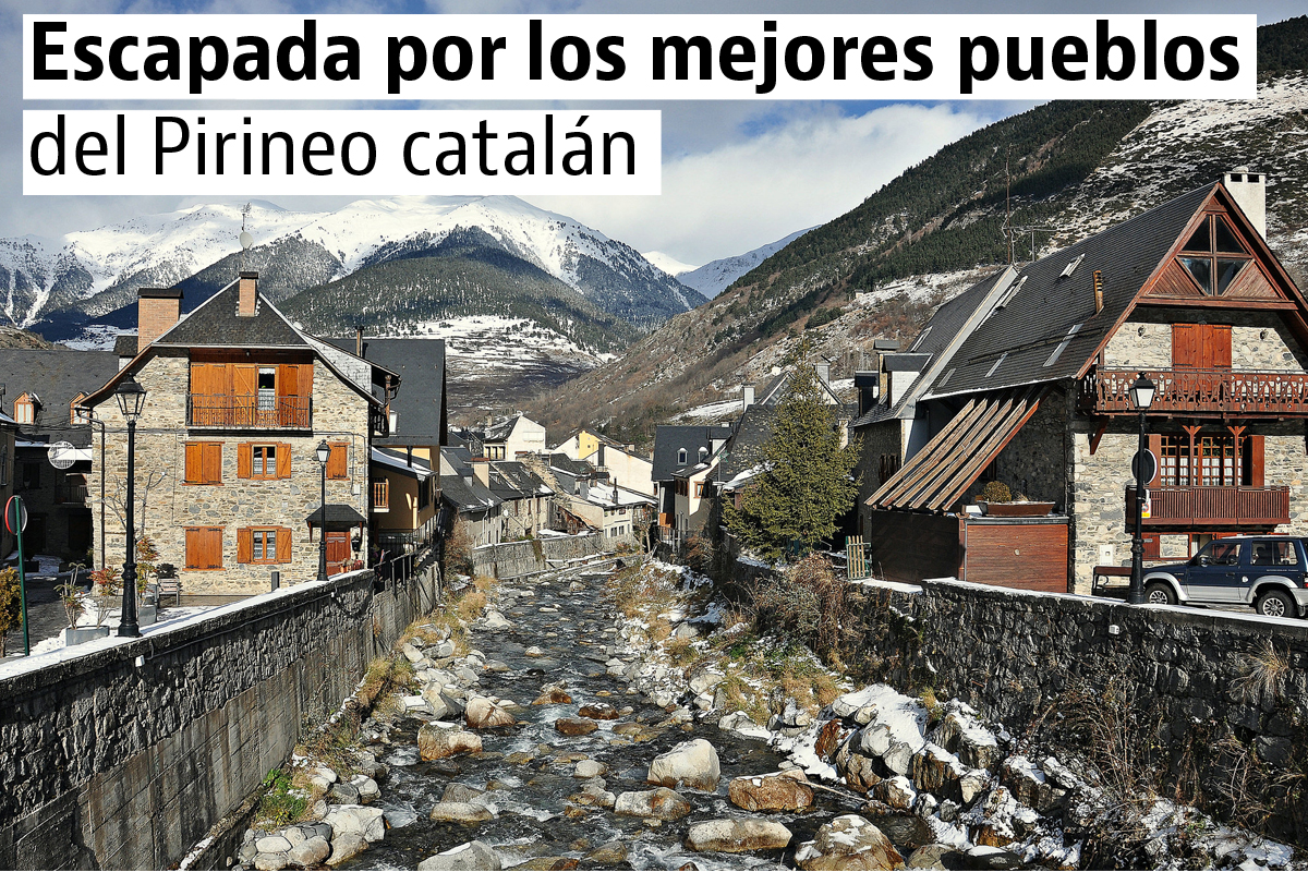 Los pueblos m s bonitos del pirineo catal n idealista news - Casas rurales en pirineo catalan ...