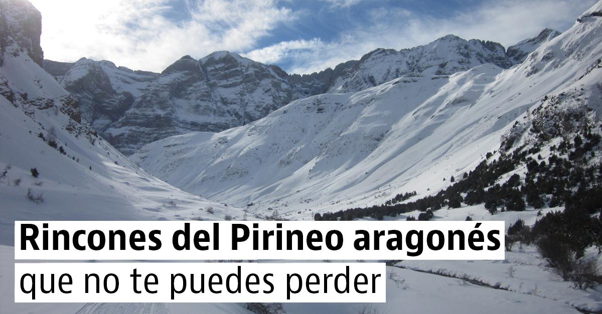 Los 5 pueblos más bonitos del Pirineo aragonés