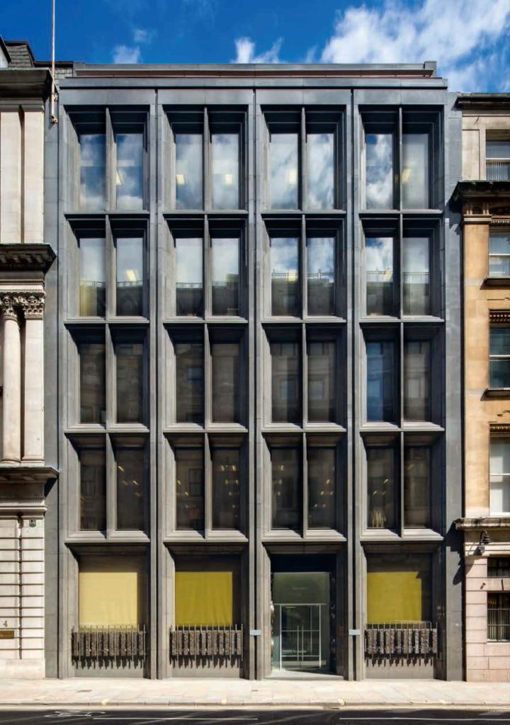 Santaluc a seguros compra un edificio en la city londinense en plena resaca del brexit - Luckia oficinas madrid ...