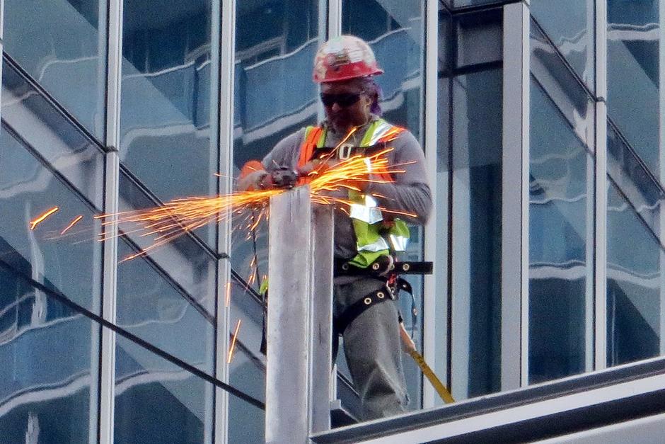 5. 'Wearables' para proteger a los trabajadores de la construcción