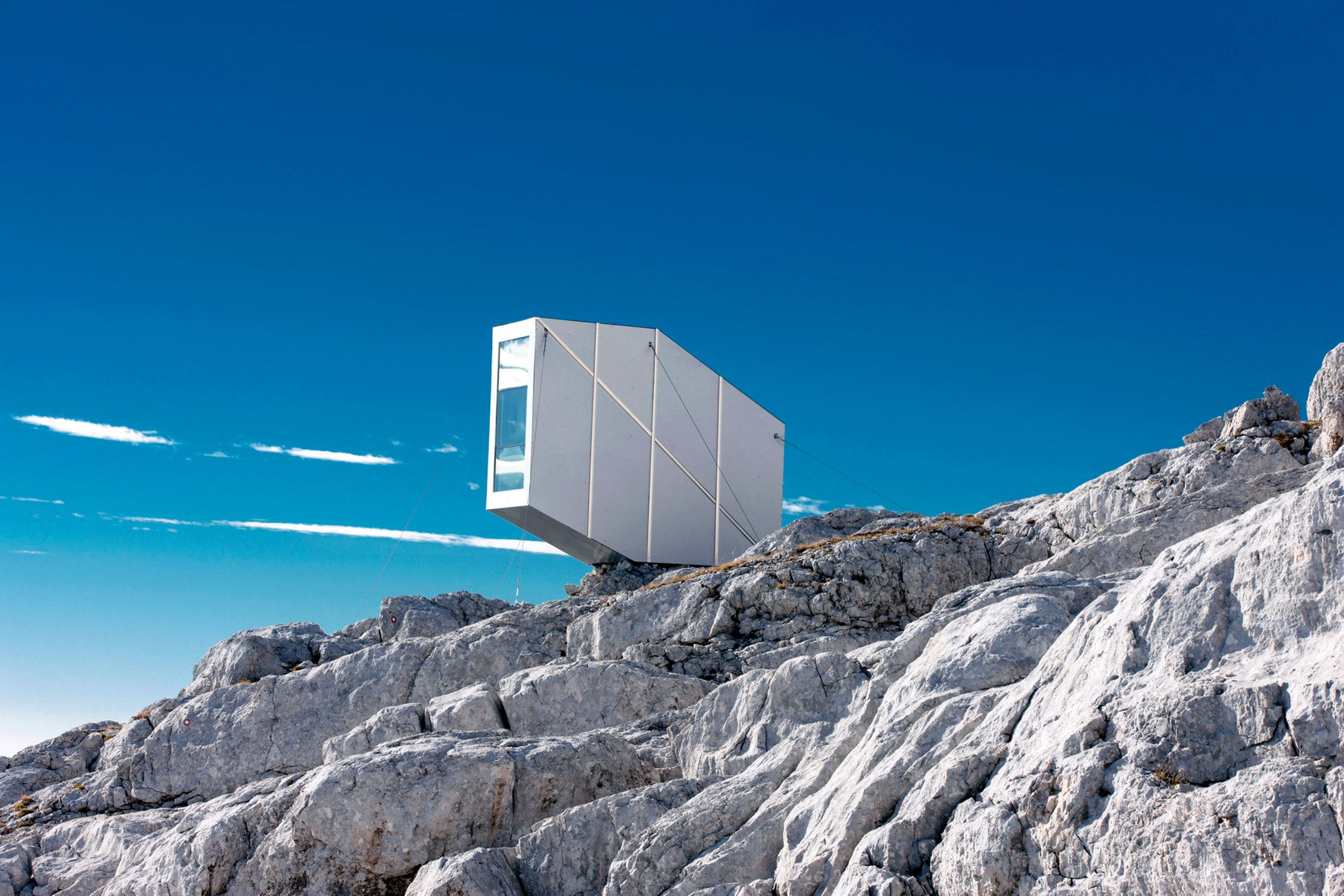 The Kanin winter cabin