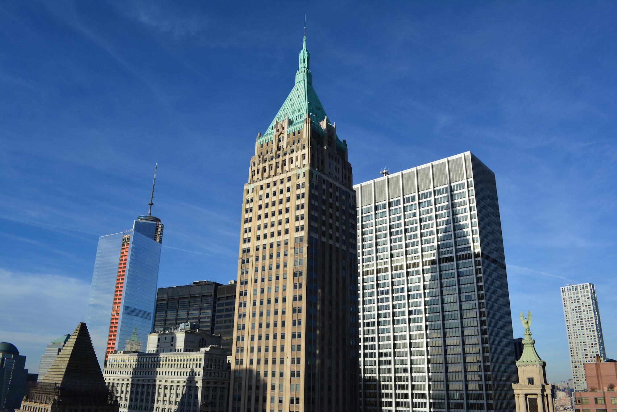 The Trump Building (Nueva York, EEUU)